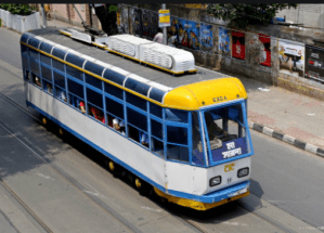 Kolkata tram place review with Sara Bookosmia
