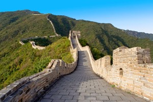 The great wall of china places with Sara Bookosmia