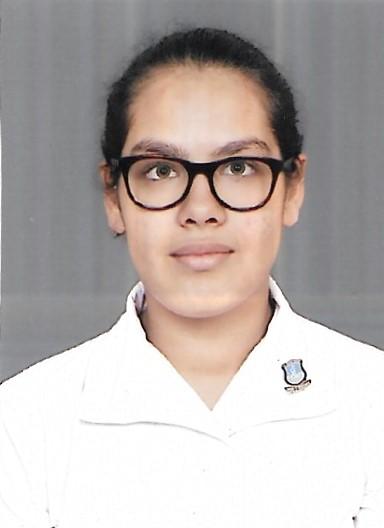 Ishita Jain, 16, Kolkata