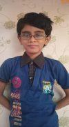 S Sanjay, 11, Chennai
