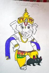 Art with Sara with Sanjay