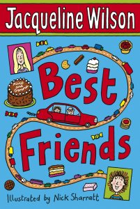 Review by kids of Best Friends Jacqueline Wilson Bookosmia