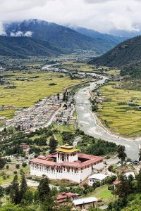 Places with Sara by Rajveer visit to Bhutan