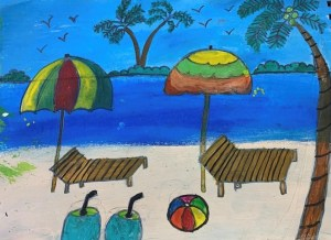 Art With Sara by Aayush Bhattacharjee from Bangalore
