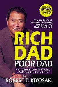 Rich Dad Poor Dad Book Review by kids Bookosmia