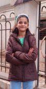 Nazera Sheikh, 13, Dahod,Gujarat