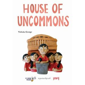 House of uncommons KAradi Tales Pari Bookosmia