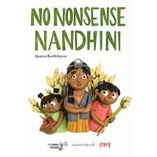 No Nonsense Nadhini Karadi Tales Book Interview Bookosmia
