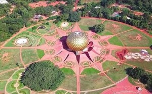 Exploring and learning at Auroville