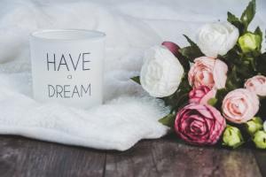 pursue dreams writing tips