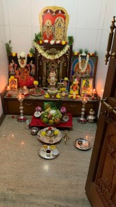 My memorable Vishu celebration
