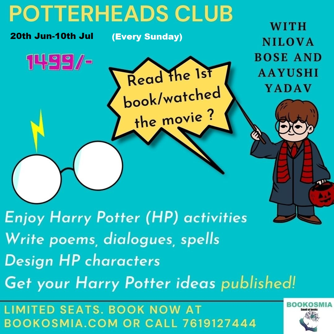 Harry Potter Weekly Club- Book 1 & Beyond