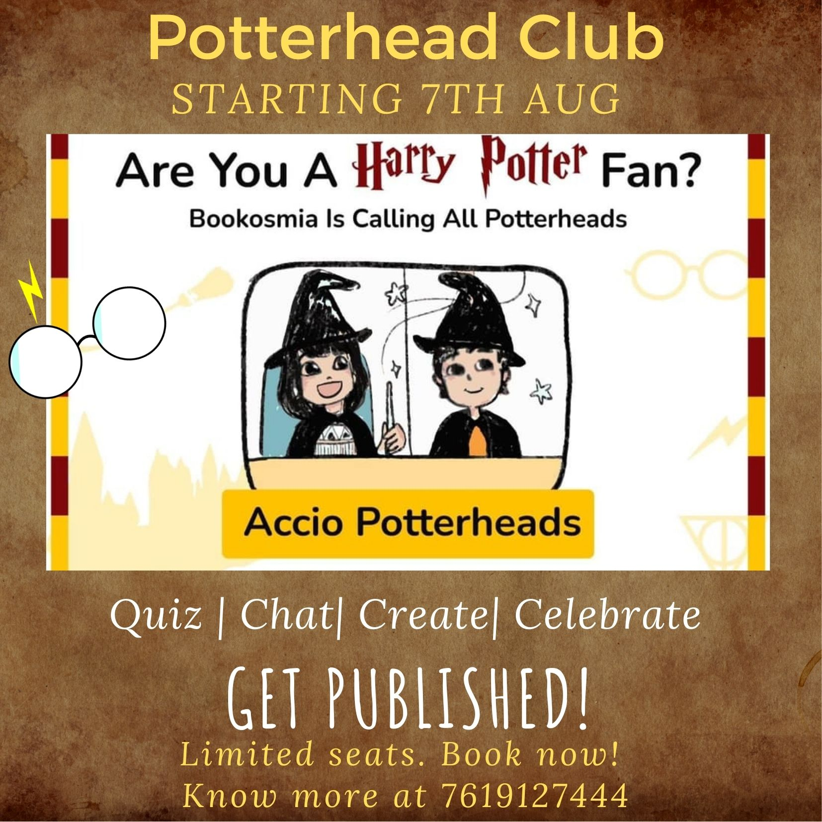 Harry Potter Weekly Club