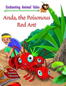 Anda, the poisonous red ant