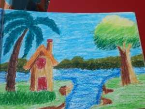 easy drawing kids Shiv