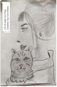 Lockdown learning - Art from online tutorials