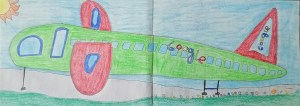 Drawing for kids - Transport and Scenery