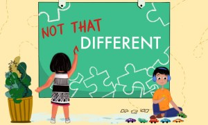 Autistic Pride Day - My neurodiverse friend and I are not that different