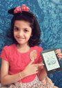 Athreya Arun, 9, Chennai
