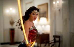 Wonder Woman 1984 movie review - An inspiring female superhero