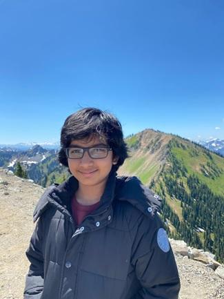Amogh D A, 13 years, Washington