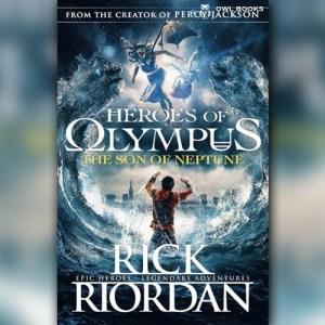 Weekend Read - Rick Riordan's 'The Heroes of Olympus'