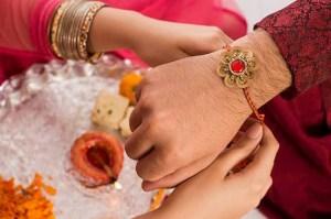 Raksha Bandhan - Brother and sister love forever