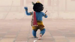 Krishna Janmashtami - Happy birthday Kaana