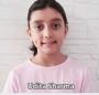 Udita Sharma, 10, Mumbai
