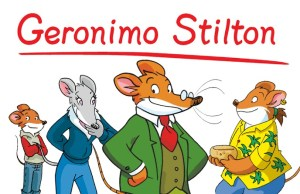 Book Review - Geronimo stilton- The hunt for the golden book