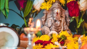 Ganesh Chaturthi - Learning about the festival from grandmother