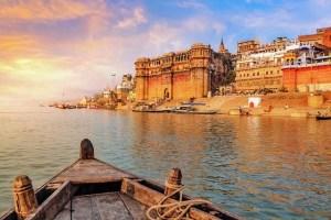 Tourism Day - A holy trip to Varanasi - Ganga Arti