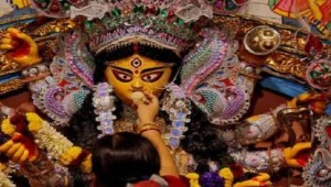 Durga Puja - Social distanced celebrations